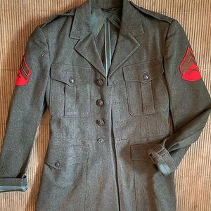 Vintage WWII Jacket